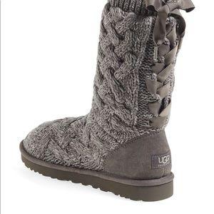 UGG Australia 'Blythe' Knit Boot